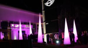 30+ Party im ahg Autohaus in Pforzheim