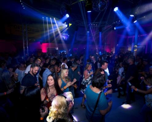 30+ Party im Autohaus ahg Pforzheim - baden-events